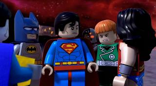 Lego Liga da Justiça Vs Liga Bizarro