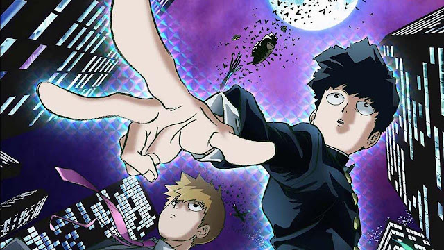 List of Mob Psycho 100 Chapters - AVOID FILLING