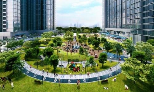 Tiện ích dự án chung cư Eco Green City Nguyễn Xiển