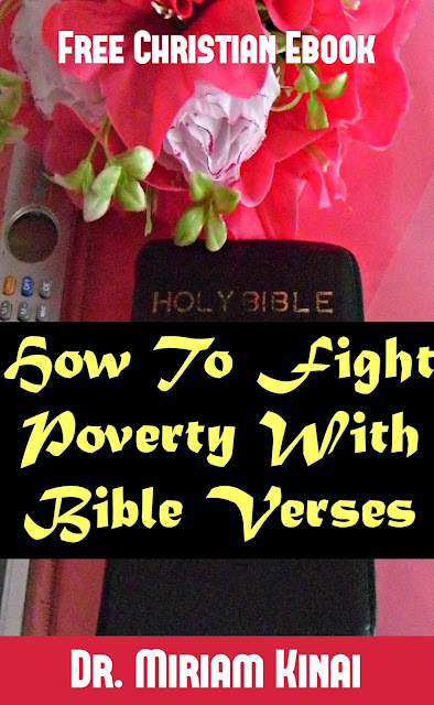 Free Christian Ebooks: How to Fight Poverty with Bible Verses