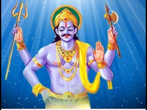 தாந்த்ரோக்த சனி உபாசனா