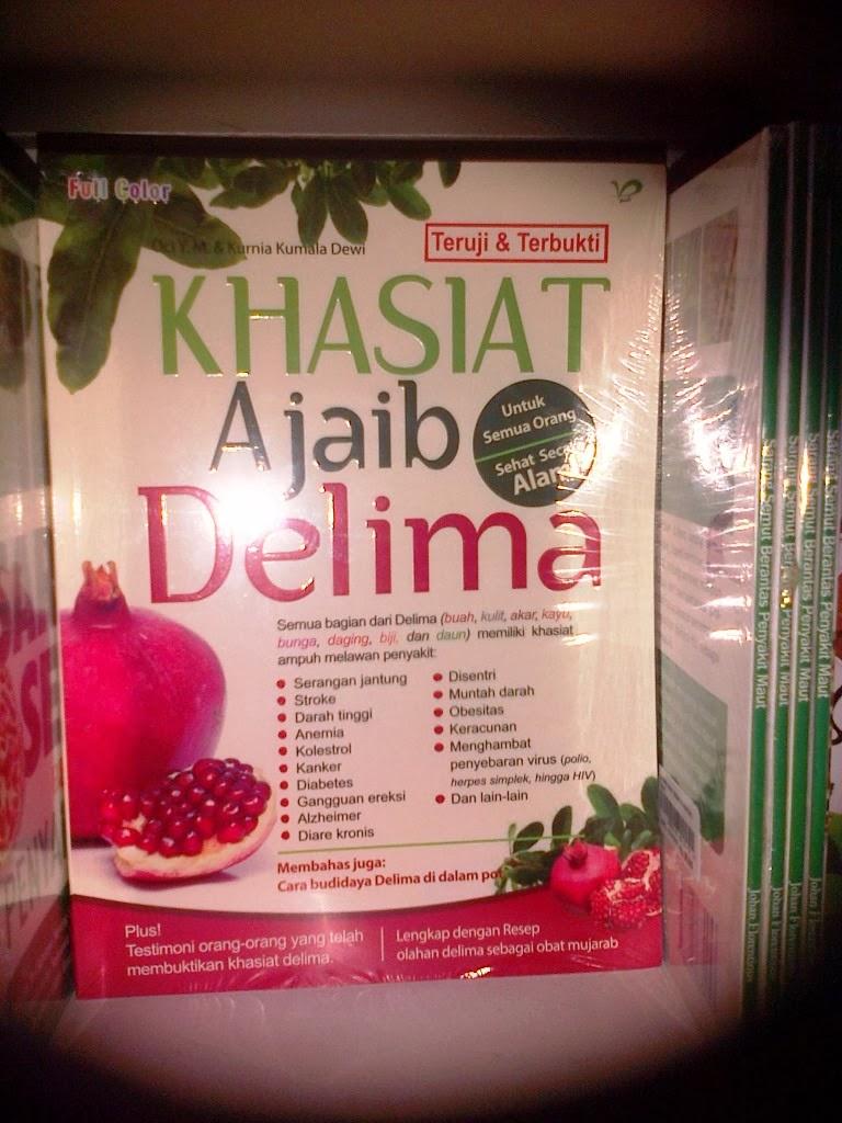 Khasiat Ajaib Delima