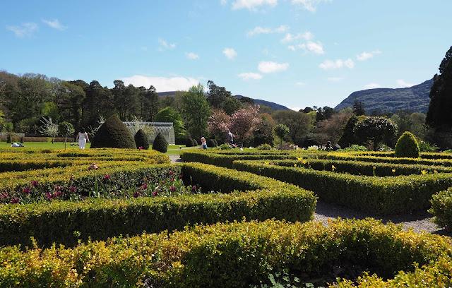 Mucross House garden
