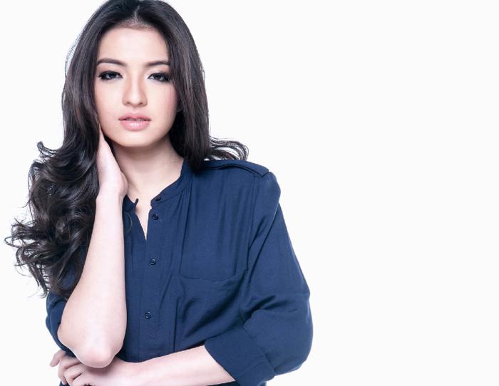 Artis Keturunan Pejabat Paling Cantik di Indonesia