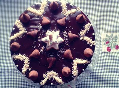 tort piernikowy przepis