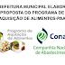 PREFEITURA MUNICIPAL ELABORA PROPOSTA DO PROGRAMA DE AQUISIÇÃO DE ALIMENTOS-PAA