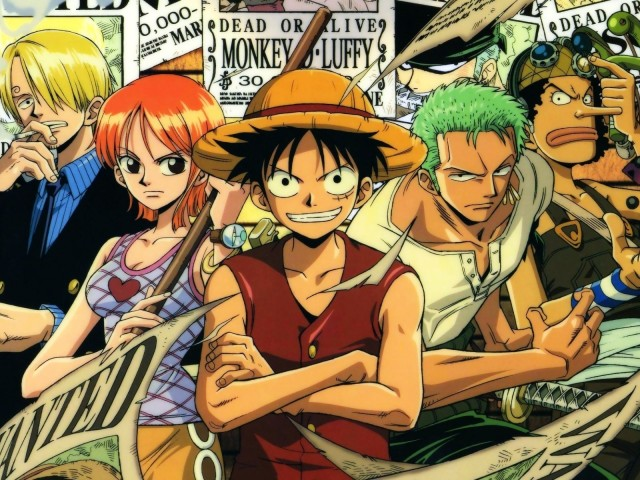 One Piece Love