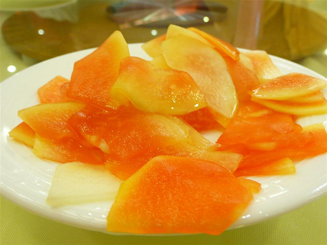 Pickled Papaya Recipe