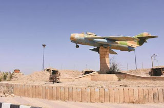 Deir Ezzur Military Airport