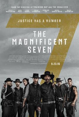 The Magnificent Seven 2016 DVD R1 NTSC Latino