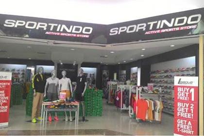 Lowongan PT. Berca Retail Group (Sportindo) Pekanbaru Mei 2019