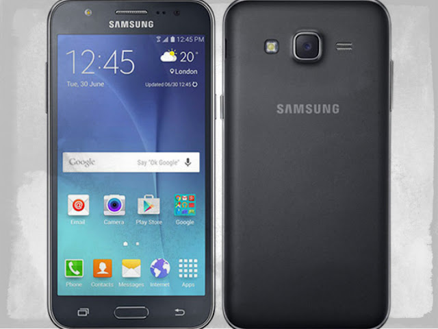 Samsung Galaxy J7 Mobil Phone Photo - 1