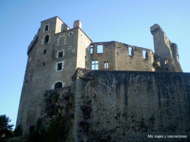 Castillo de Clisson, Francia