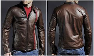 Cyclops Leather Jacket