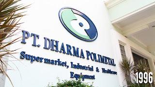 Info Loker Terbaru D3 Staff IT PT. Dharma Polimetal (DP) Delta Silicon Cikarang