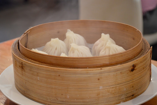 Traditional pork XiaoLongBao