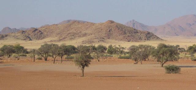 Tour en Namibia