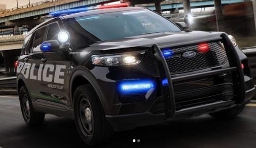 Mobil SUV Ford Police Interceptor   Utiity (PIU)