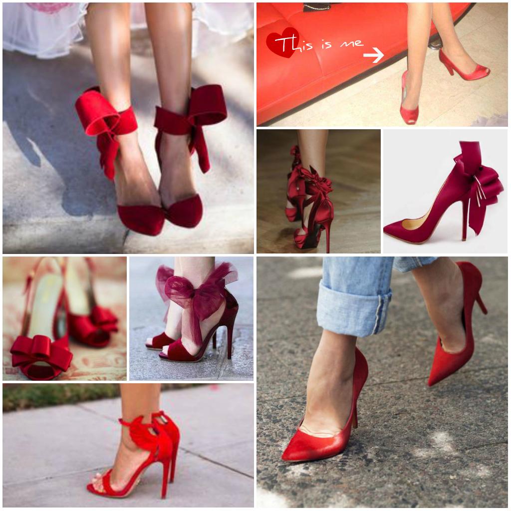 dress - How to peep red wear toe heels video
