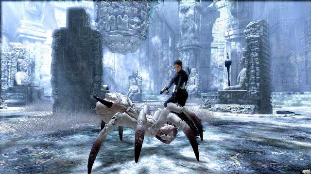 تحميل لعبة tomb raider underworld كاملة للكمبيوتر