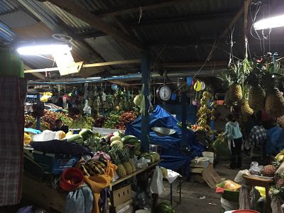 Mercado de Wanchaq. Cuzco. Cusco. Perú