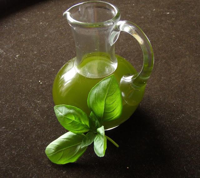 oliwa Oliwa bazyliowa z nutą oregano