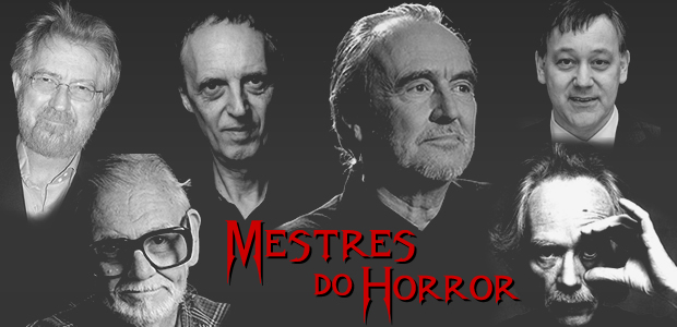Mestres do Horror: Wes Craven