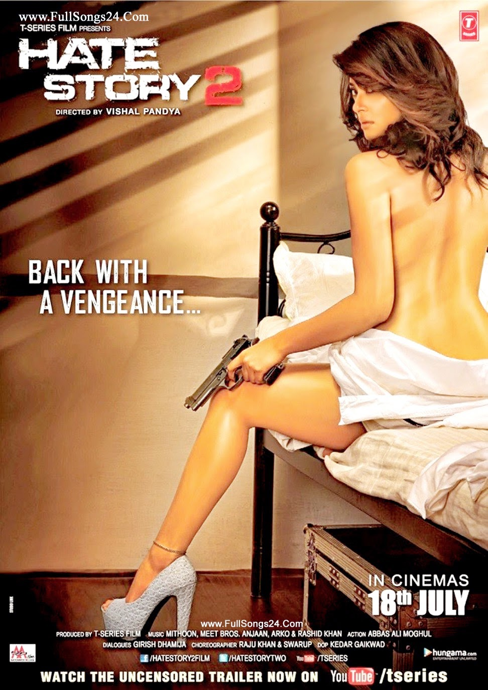 Hate Story 2 (2014) ταινιες online seires oipeirates greek subs