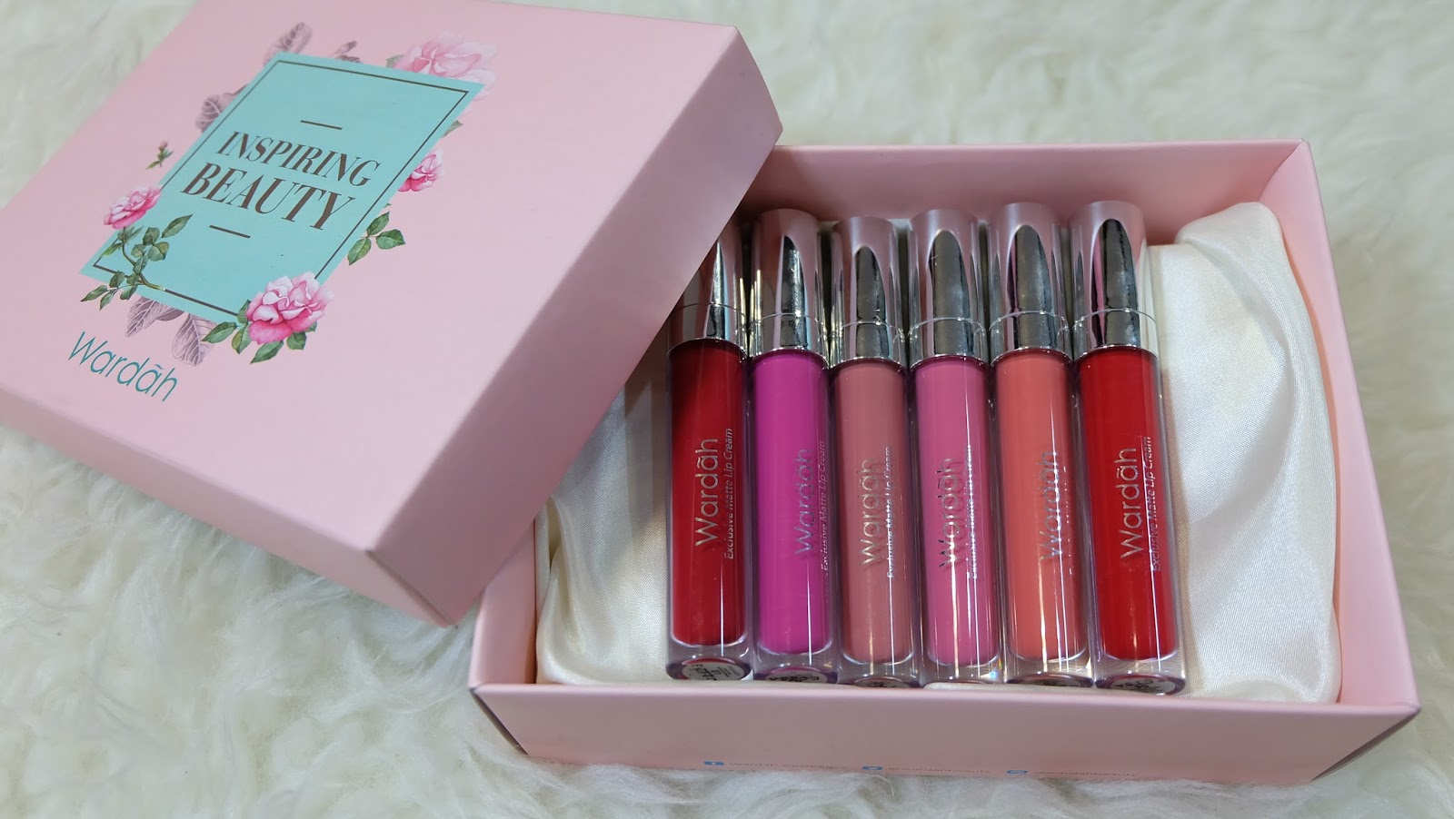 Review : Wardah Exclusive Matte Lipcream   Roswitha Jassin