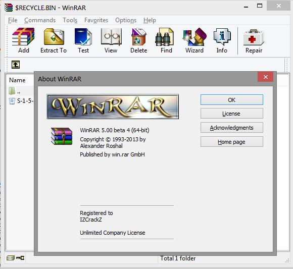 Winrar (x86 & X64) - Full Version