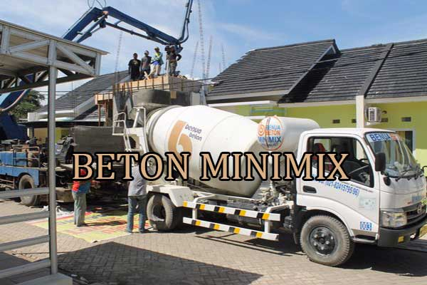 Harga Beton Minimix