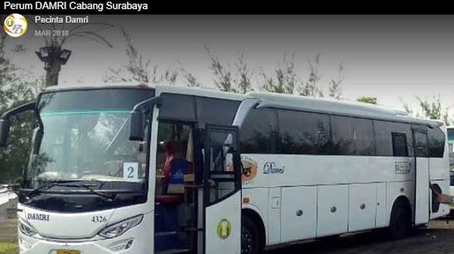 Damri Surabaya : Bandara Juanda, Jam Operasional & Harga Tiket