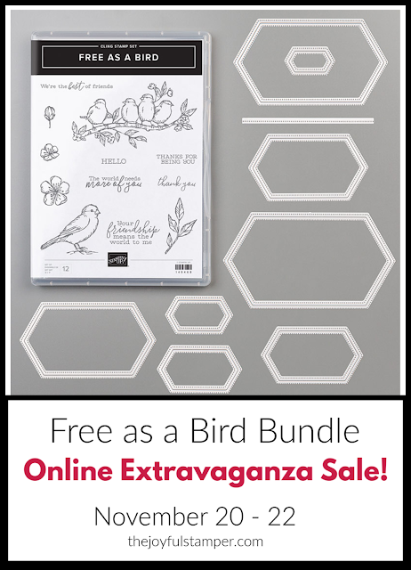 Free As A Bird bundle - Online Extravaganza Sale