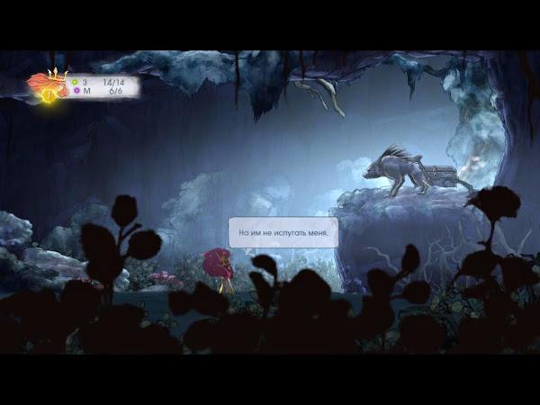 Screen Shot Of Child of Light (2014) Full PC Game Free Download At worldfree4u.com