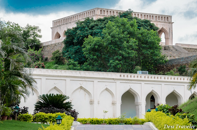 cultural complex of taramati baradari