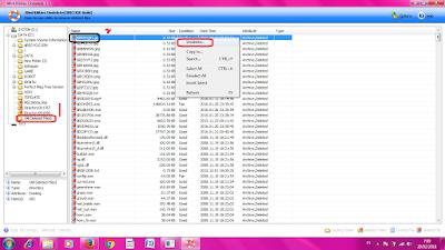 Cara paling singkat Mengmbalikan File terhapus