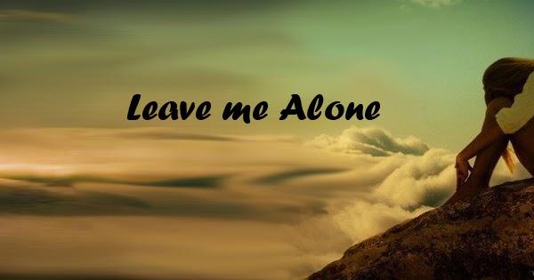 Alone Girl Facebook Cover Photo