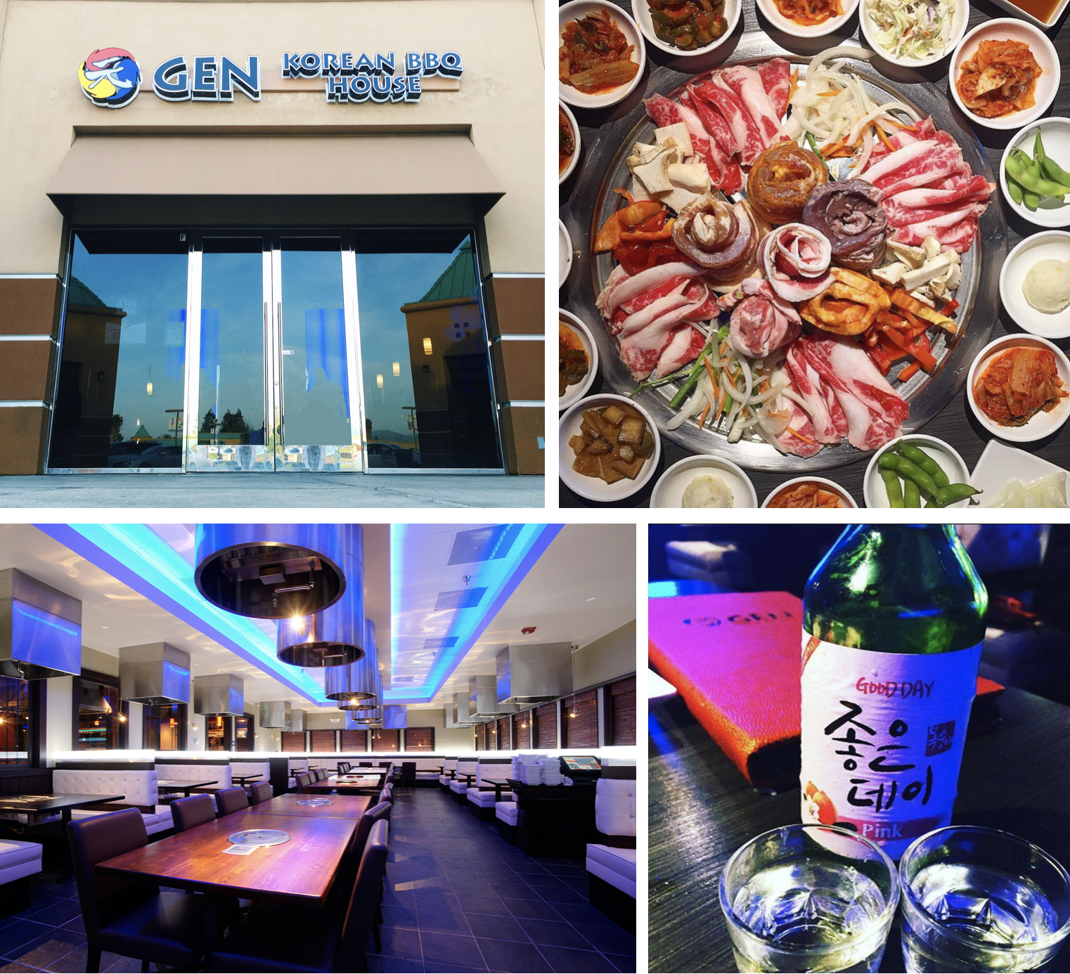 Sandiegoville All You Can Eat Gen Korean Bbq House Opening