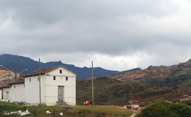 Capela de Santo Antonio, arraial de Mata Cavalos, Mariana, Minas Gerais