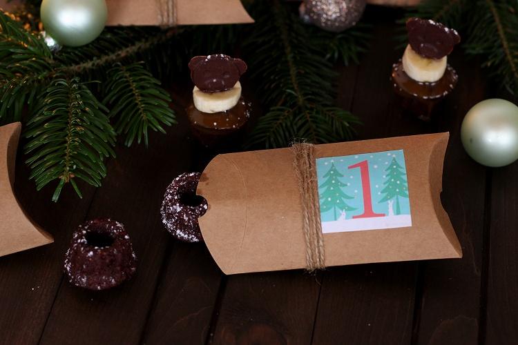DIY/Tutorial Adventskalender aus Geschenkschachteln 3
