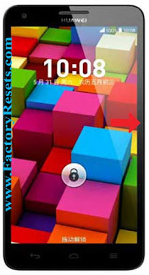 Soft Reset Huawei Honor 3X Pro