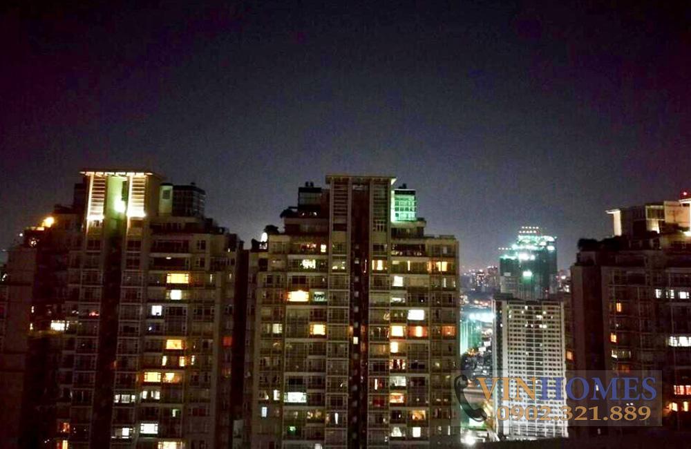 thuê căn hộ Vinhomes Bình Thạnh tòa C2 tầng 30 - view saigon pearl