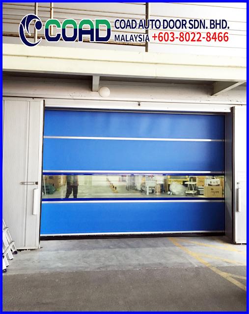 Harga pintu Automatik, COAD Malaysia, Pengeluar Pintu Automatik Malaysia, Pintu Automatik Berkualiti Malaysia, Pintu Automatik Malaysia, Pintu berkelajuan tinggi Malaysia,