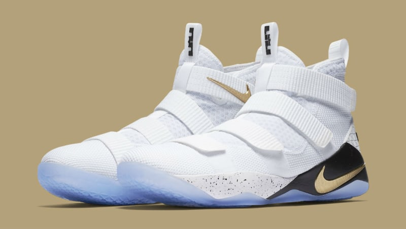 We Now Have A Release Date For The Lebron Soldier 11