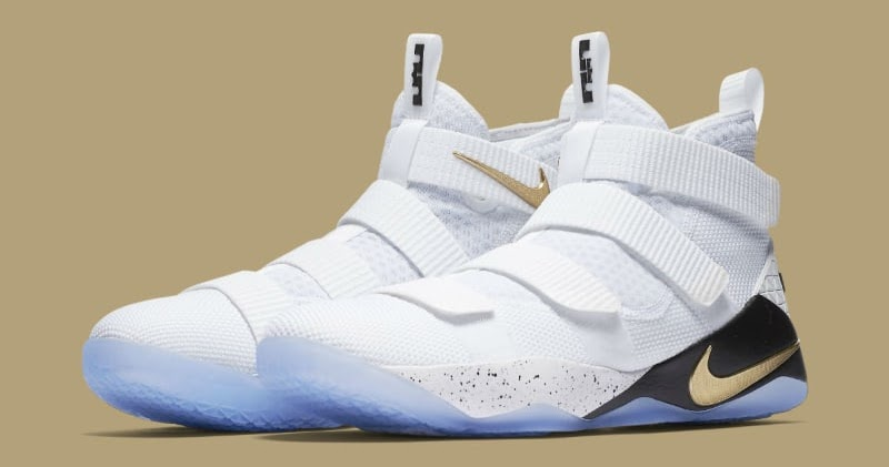 We now have a release date for the Lebron Soldier 11 ...