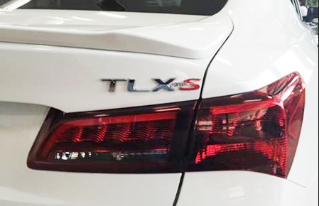 2017 Acura TLX Type S Features