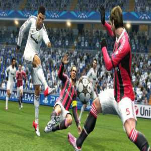 Pro Evolution Soccer PES 2017 PC Game Free Download