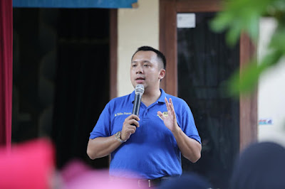 Warga Marga Kaya Jati Agung Apresiasi Kinerja Ridho-Bachtiar