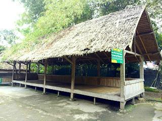 Saung Rusa C Kapasitas 60 Orang, Biaya Kebersihan 50.000