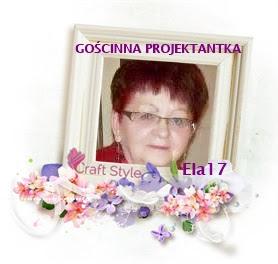 GOŚCINNA PROJEKTANTKA - ELA17